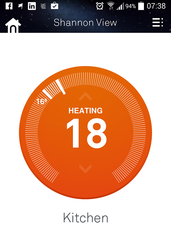Nest Android App