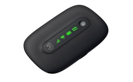 3 MiFi Connection Authentication Error