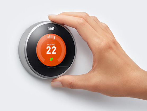 nest learning thermostat – Reverb Studios Design
