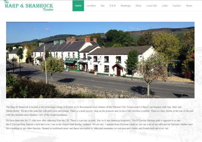 Harp & Shamrock