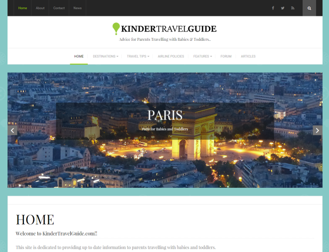 Kinder Travel Guide
