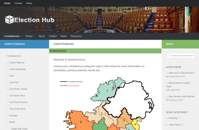 ElectionHubIreland.com