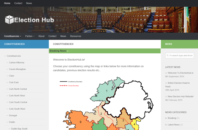ElectionHub.ie