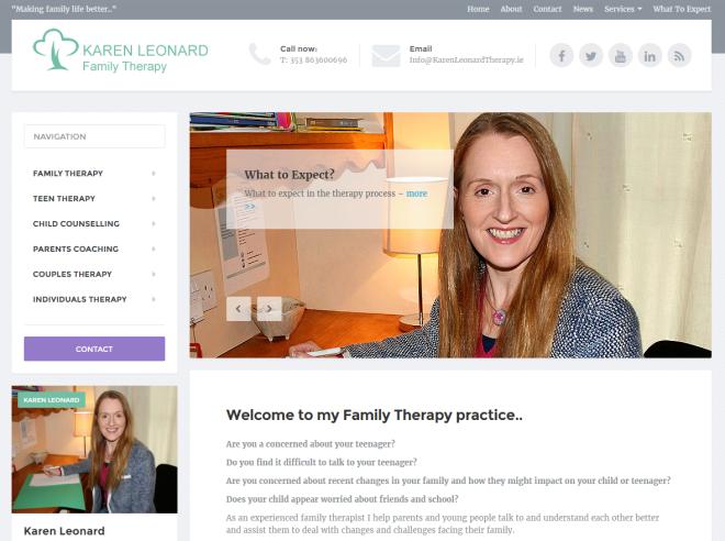 Karen Leonard Therapy