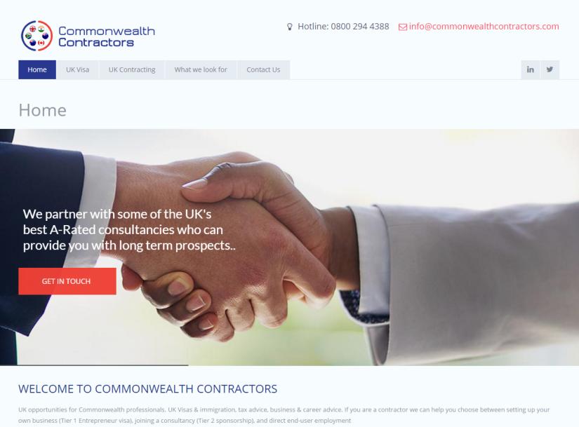 Commonwealth Contractors