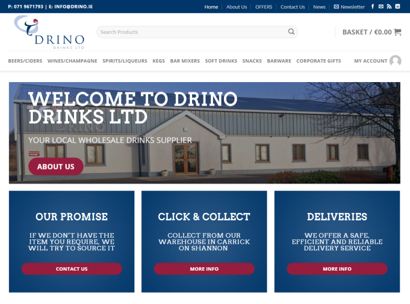 Drino Drinks Ltd